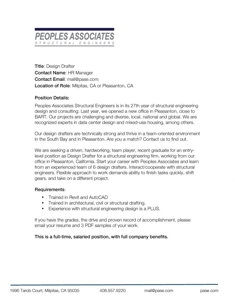 Structural Engineer Job Description high school nurse sample resume – Structural Engineer Job Description
