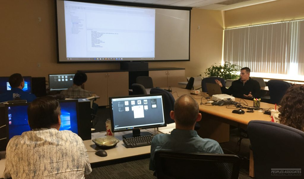 BIM Training in Session
